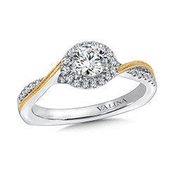 Engagement Ring - Valina