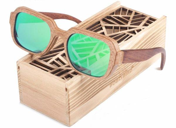 Effective Reasons to Buy Wooden Polarized Sunglasses