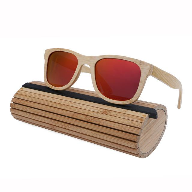 Riglook Wooden Sunglasses