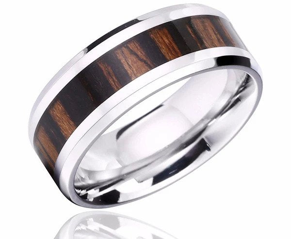 Wooden Rings-The Latest Jewelry Trend for Men & Women