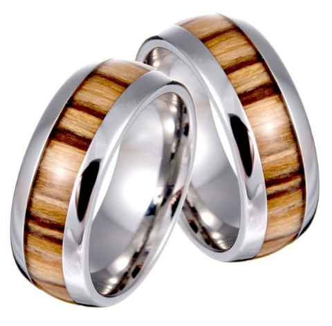 Wooden Rings For Sale