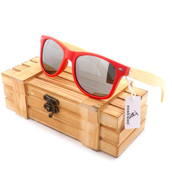 Red-Frame-Polarized-Bamboo-Wood-Sunglasses