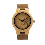 Women-wood-watch-deerhead