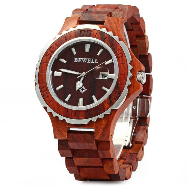 Wood Watch Mens - WR1005