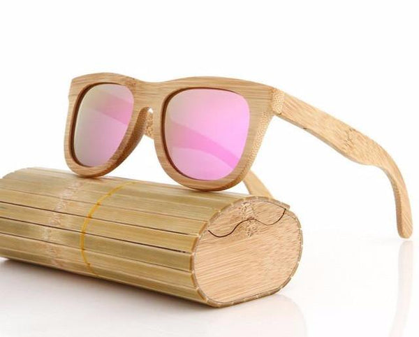wood sunglasses polarized driving bamboo sunglasses wooden glasses frames - Wooden Glasses Frames