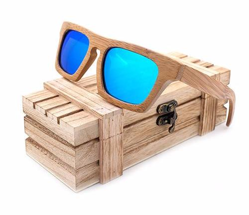 Wooden Sunglasses Cheap - WS10038