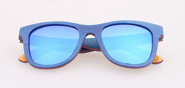 Wood Sunglasses Polarized Lenses with different shades