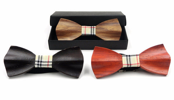 Annatto-Wooden-BowTies-BT101