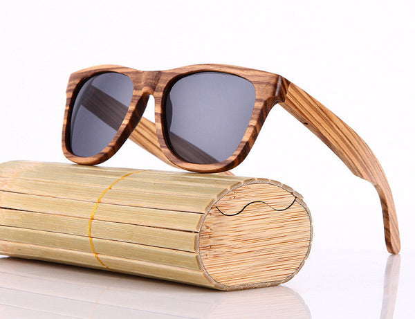 wooden sunglasses WS100211