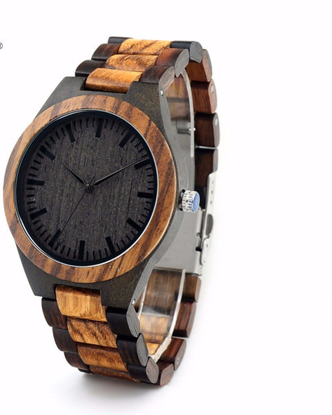 Wood Watches with Premium Quality Wood - Relojes