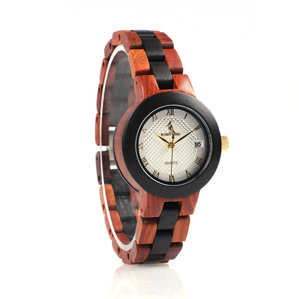 Wooden Watch for Women - WM101