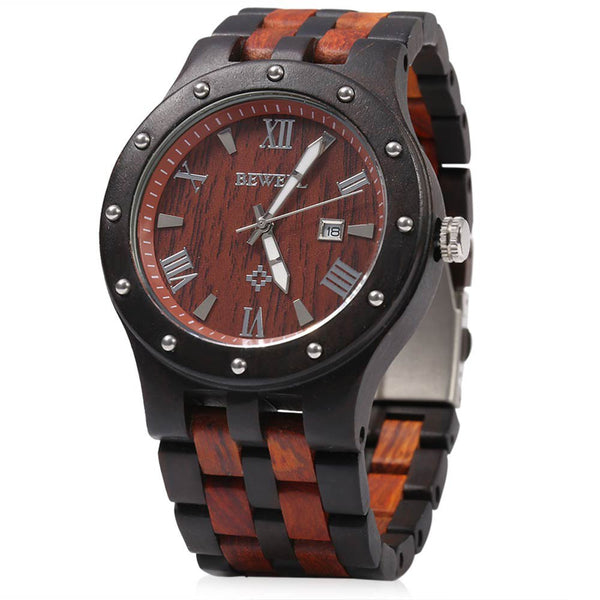 Elegant Wood Watch Men WR10011