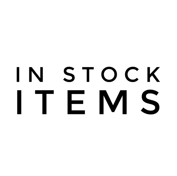In stock items