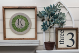 Shiplap Interchangeable Sign