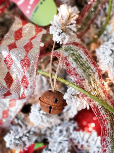 Rusty Jingle Bell Ornament