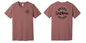 Sweet Southern Signs T-shirt
