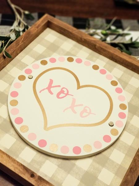 Valentine's Day - Interchangeable Plate