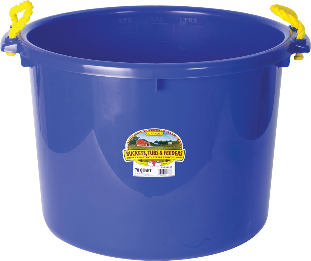 Miller Mfg Co Inc P-- Blue 70 Quart