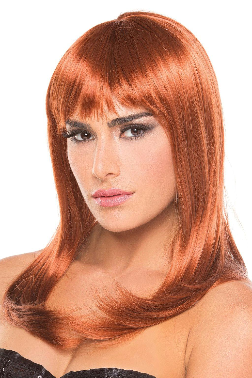 BW094AU Hollywood Wig Auburn