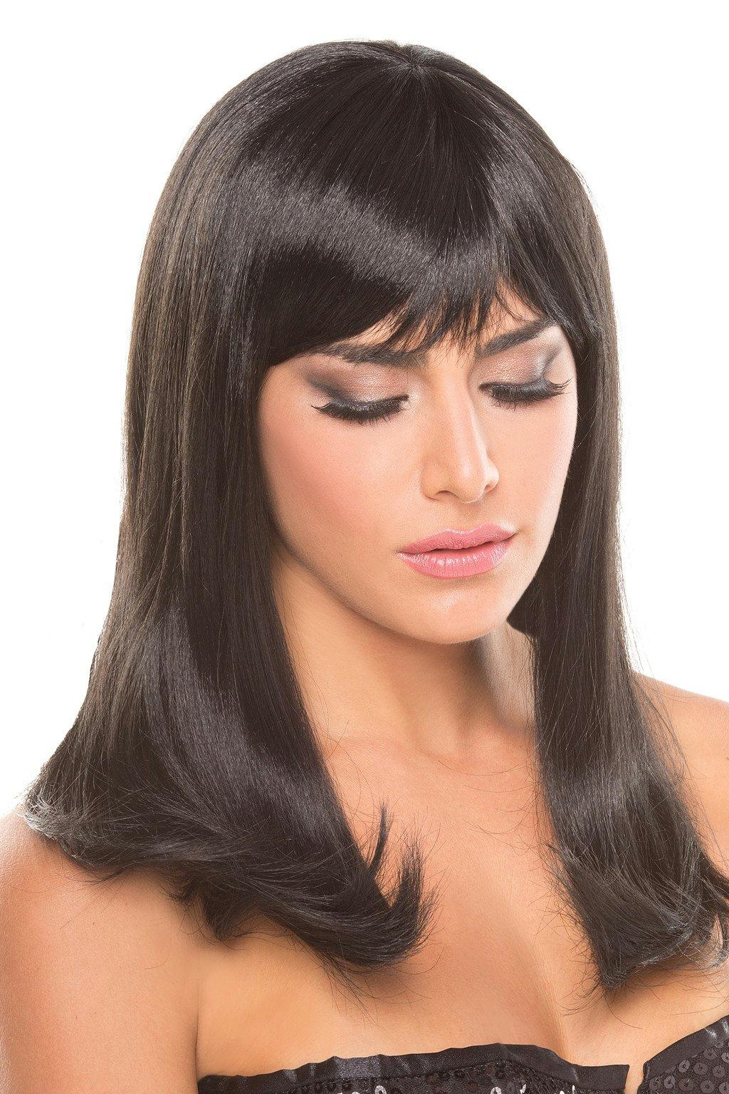 BW094BK Hollywood Wig Black