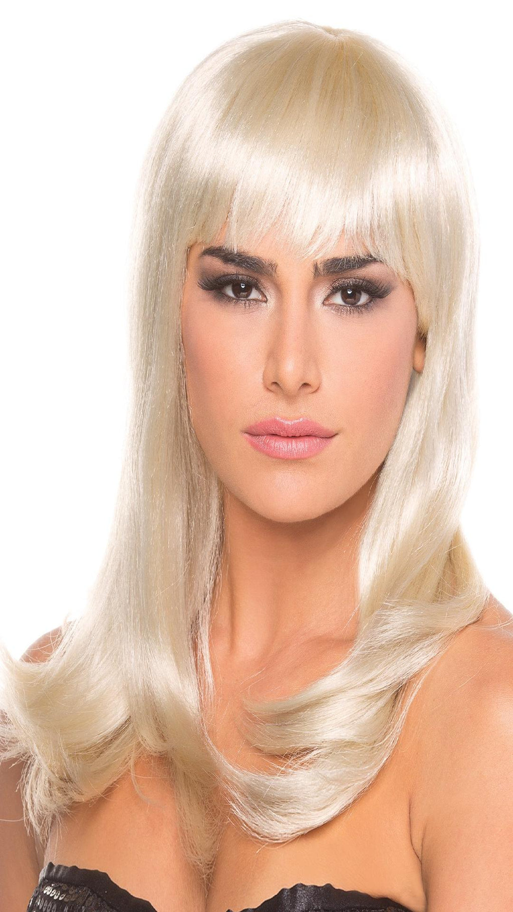 BW094BL Hollywood Wig Blonde