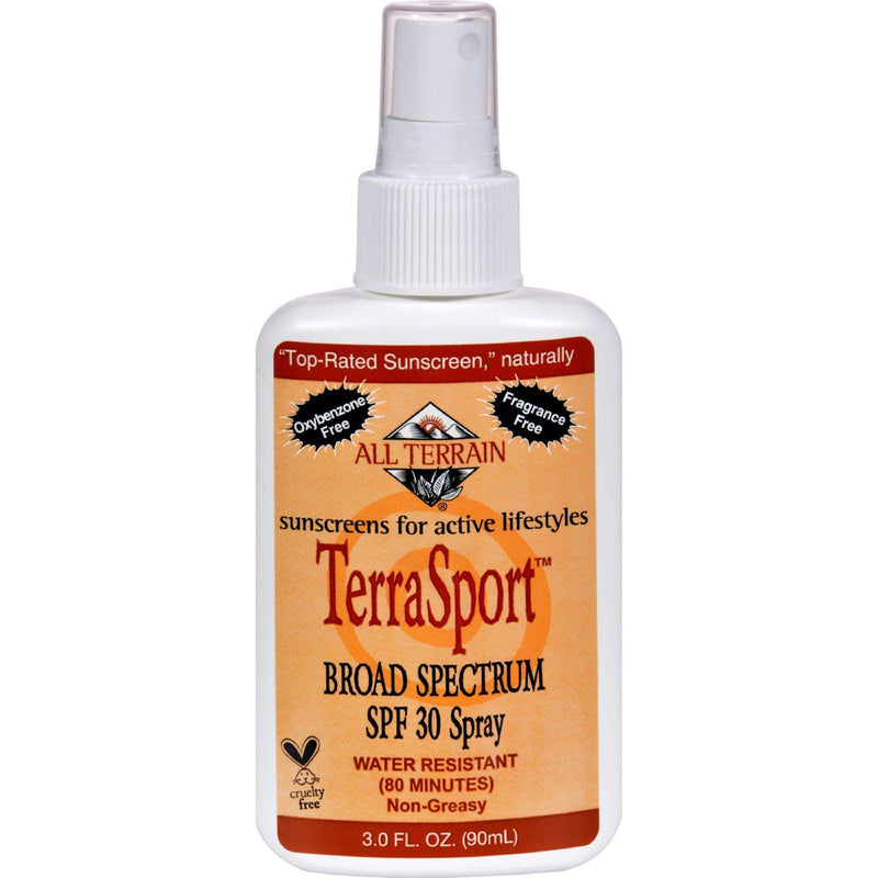 All Terrain Terrasportspf 30 Spray - 3 Fl Oz