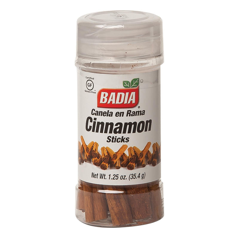 Badia Spices Cinnamon Sticks - Case Of 12 - 1.25 Oz.