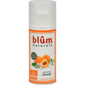 Blum Naturals Exfoliating Cleanser - With Apricot - 5.07 Oz