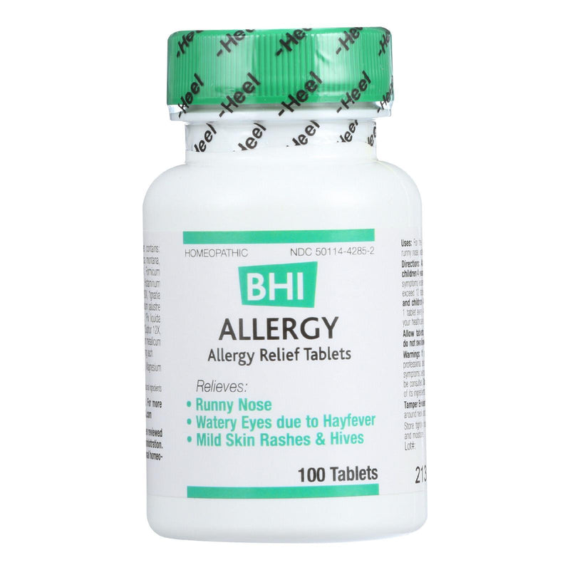 Bhi Allergy Relief - 100 Tablets