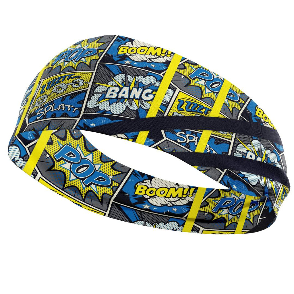 Comic Strip Headband
