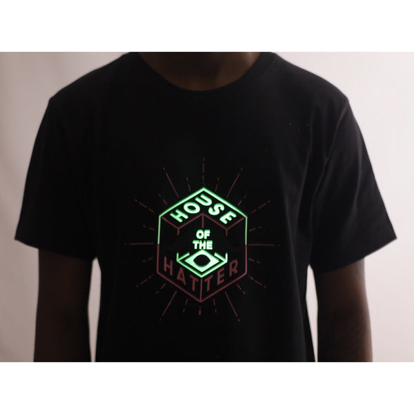 Shirts & Hoodies - Illionaire Society X House Of The Hatter Glow In Dark Merch