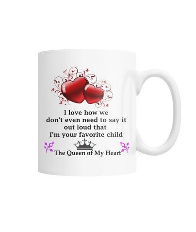 Best Gift for Mother' Day -Mother Lovers White Coffee Mug