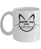 Image of Cat lover Mug