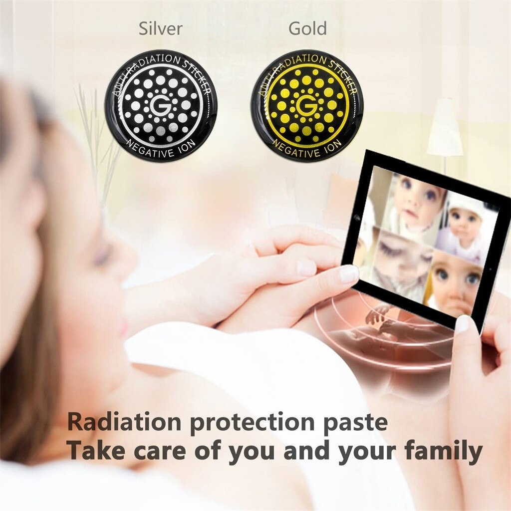 Quantum Anti Radiation Protection Sticker