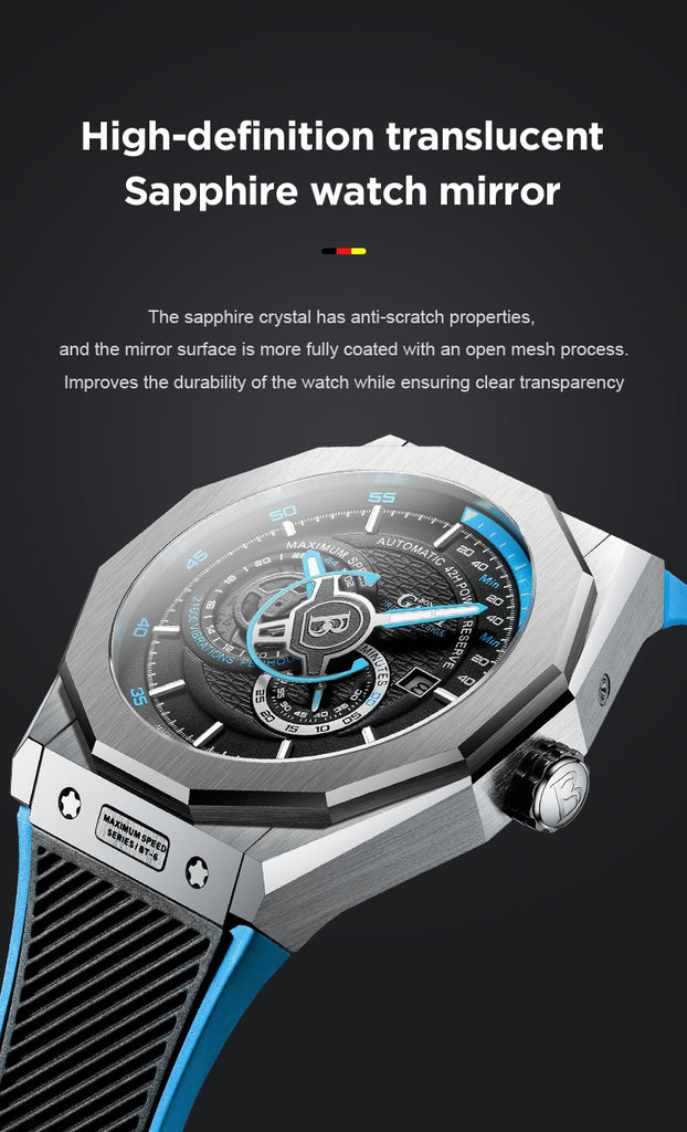 Automatic Mechanical Watch BG