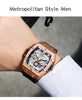 Image of Luxury Sport watch for men ONOLA Fashion quartz clock big face wristwatch