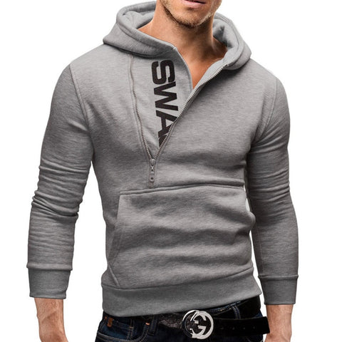 Sweatshirt Mens Hoodie Tracksuit Sweat Coat Casual Sportswear