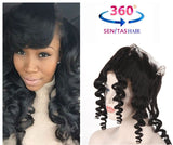 360 Lace Frontal - Loose Wave - Senitas Virgin Hair Extension and Wigs
