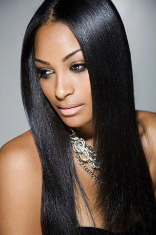 100% INDIAN REMY HAIR - STRAIGHT - Senitas Virgin Hair Extension and Wigs