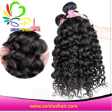 VIRGIN REMY PERUVIAN ITALIAN CURLY HAIR - Senitas Virgin Hair Extension and Wigs