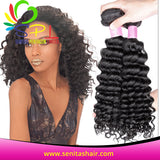 VIRGIN PERUVIAN DEEP CURLY - FACTORY PRICE - Senita Hair Extension Houston