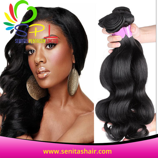 AMAZING LOOK BODYWAVE PERUVIAN HAIR - Senita Hair Extension Houston