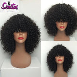 Senitas Full Lace Wig Deep Curly - HOT SALE