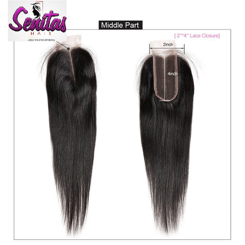 TOP CLOSURE - 2'' X 4'' STRAIGHT - BEST SELLER