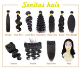3 BUNDLES DEAL - Senitas Indian Silky Straight Hair Extension