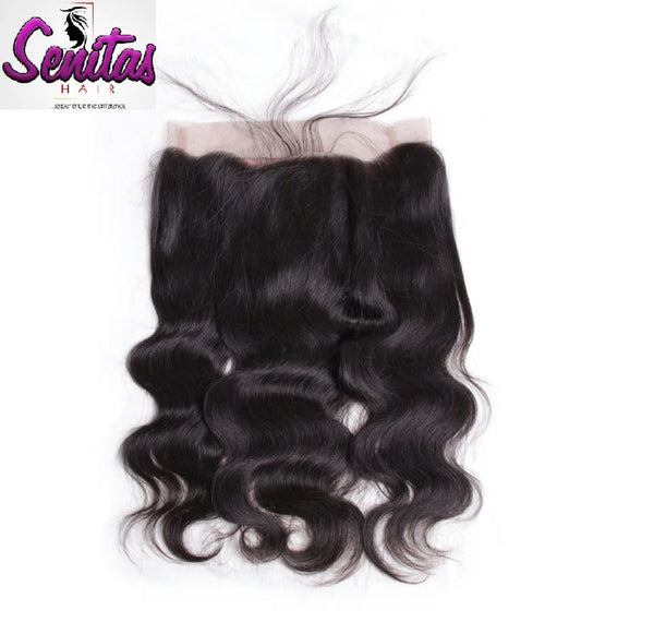 360 Lace Frontal - Bodywave Closure With Baby Hair