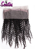 360 Lace Frontal - Kinky 100% Unprocessed Virgin Human Hair - BEST SELLER