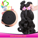 Hot Sale Spanish Unprocessed Loosewave Hair Extensions