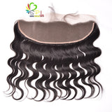 Unprocessed Frontal Lace Closure 13*4 - Bodywave - Senitas Virgin Hair Extension and Wigs