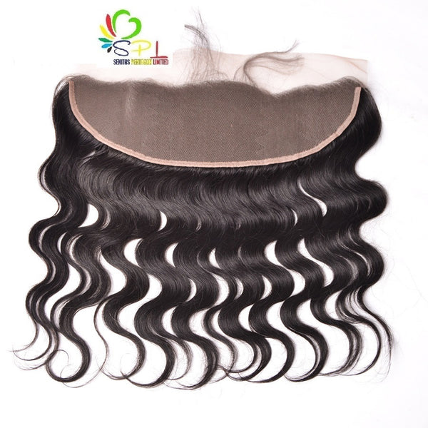 Unprocessed Frontal Lace Closure 13*4 - Bodywave